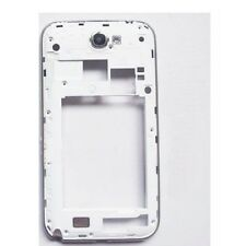 White Housing Middle Frame For Samsung Galaxy note2 i605 L900