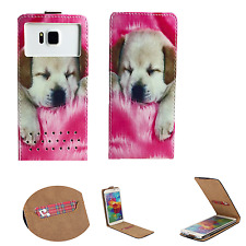 Sony Ericsson Xperia Ray-Smartphone Housse Sac Housse de protection-flip XS Chien 1