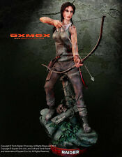 TOMB RAIDER / LARA CROFT * 1:1 REPLICA FULL-LIFE-SIZE FIGURE / STATUE * OXMOX