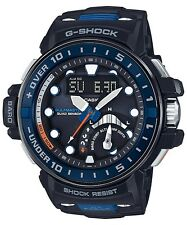 CASIO G-Shock Gulfmaster GWNQ1000-1A Quad Sensor Water Depth Coast Gaurd Watch