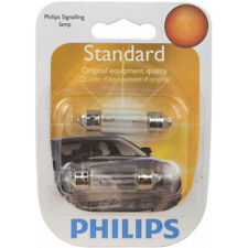Philips License Plate Light Bulb for Mercedes-Benz GL450 250SL 400SEL CL600 eg
