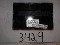 2008 2009 08 09 CARAVAN TOWN & COUNTRY COMPUTER BRAIN ENGINE CONTROL ECU ECM