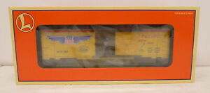 DA Lionel 52171 Chicagoland #7 Union Pacific Operating Box Car Mint