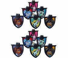 Monster High Cupcake Rings 24pc Cake Toppers Party Favors