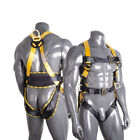 Fall Arrest Protection and Work Positioning Harness for Construction Roofing