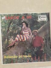 vinyl records Latin Rolando La Serie