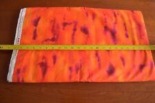 RJR//Hasegawa//Sweet Victory//0503 Calico on Rusty-Orange Quilting B45 By 1//2 Yd