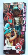 MONSTER HIGH SCARNIVAL CLAWD WOLF BRAND NEW UNOPENED EXCELLENT CONDITION