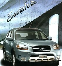 Front Bull Bar Protector Bumper Guard DW Type BLACK For Hyundai Santa Fe '06-'09