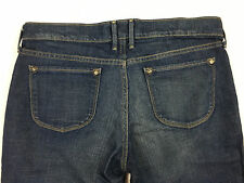 OLD NAVY Low Rise Bootcut Leg Opening Blue Jeans Tag Size 10 Womens STRETCH