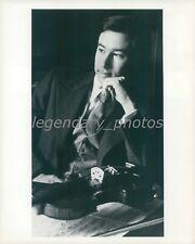 1981 Violinist Daniel Heifetz Portrait Original News Service Photo