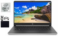 "2020 HP 14"" FHD IPS Laptop (10th Gen i5-1035G4 up to 3.7GHz 8GB 128GB SSD 1080p)"