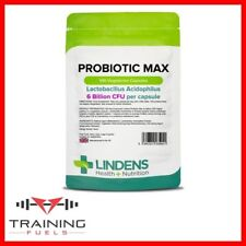 Lindens Probiotic Max 6BN 100 Veg Capsules, Bacterial Support, Digestion
