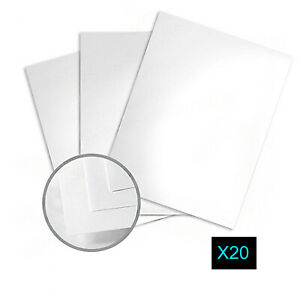 "20 Sheets 6×4"" 10x15cm Glossy Photo Paper Canon Epson HP Genuine Original Brand"