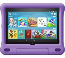"""AMAZON Fire HD 8"""" Kids Tablet (2020) - 32 GB Purple - Currys"""