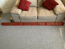 More details for county of clwyd fire service fire engine board