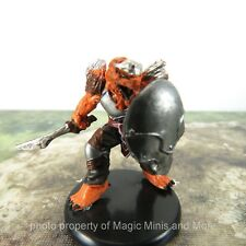 Monster Menagerie III ~ DRAGONBORN FIGHTER #20a Icons of the Realms 3 D&D mini