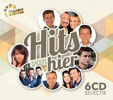 CD HITS VAN HIER / 6CD BOXSET (NEW & SEALED)