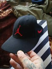 d993f2364bd Nike Jumpman 7 5 8 fitted Hat Jordan 11 cap