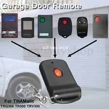 Garage Control Remote Key For Doormate 700T TRG300/306 TRV303 TRG107 TiltAMatic