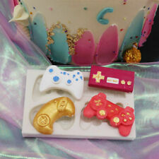 Silicone Game Controller Fondant Cake Sugarcraft Mould Chocolate Baking Mold DIY