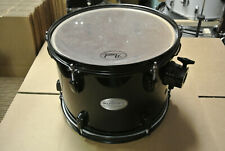 """ADD this PEARL SOUNDCHECK SERIES BLACK 12"""" TOM to YOUR DRUM SET TODAY! #K4"""