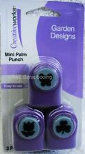 Creativeworks Mini Palm Punch 3 Pack - Garden Designs