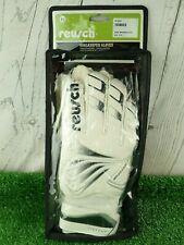 Reusch Football Goalkeeper Gloves Thunder White/Black Size 9.5