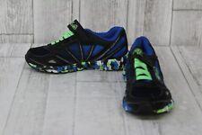 **FILA Volcanic Runner Running Shoes, Little Boy's Size 12, Blue/Black