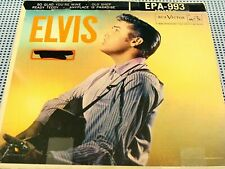 ELVIS PRESLEY - Original 1956 4-Song EPA-993 VOL. II - Canada Pressing w/Sleeve