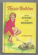Trixie Belden THE MYSTERY ON THE MISSISSIPPI    Cameo Eps   Ex++   1st  1965