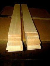 "85 PIECES THIN SANDED BALSA SHEET 30"" X 4"" X 1/4"" LUMBER WOOD MODEL R/C"