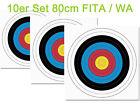Bogenschießen-Papier Recurve-Bogen Outdoor Sport Training Leichtgewicht 60x60cm