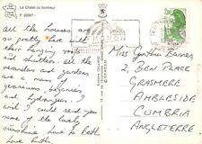 Cynthia Barnes. 2 Ben Place, Grasmere, Ableside, Cumbria. Ruth AM.83