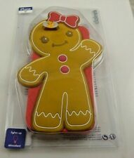 fits iPod touch 5 case Christmas Gingerbread girl bow