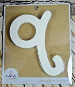 Kid Kraft Wooden Letters Wall Letters Crafts Childrens Room Nursery Decoration