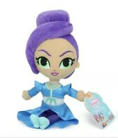 Shimmer and Shine Zeta Plush 9 Inch New With Tags Nickelodeon