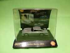 SHELL ASTON MARTIN DB5 007 JAMES BOND - GOLDFINGER - 1:65? - NEAR MINT IN BOX