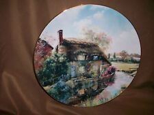 Hamilton Collection Marty Bell Plate Murrle Cottage