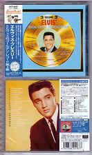 Elvis Presley, Elvis' Golden Records Volume 3 (CD_Japan)_SICP 4497_4547366241877