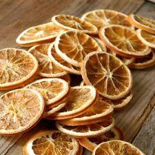 30 x Tranches d'orange pour Noël Fleurs Séchées Artisanat Couronnes Pot Pourri