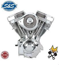 S&S V111 COMPLETE ASSEMBLED ENGINE W/ SUPER E  CARB FOR 1984-99 HARLEY 106-5703