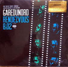 Gare Du Nord ‎LP Rendezvous 8:02 - Limited Edition of 1000 copies on Blue Vinyl