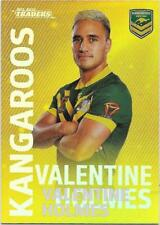 2018 NRL Traders World Cup Hero Parallel (WCP 10) Valentine HOLMES