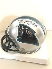 Jonathan Stewart Signed Carolina Panthers Mini Helmet JSA