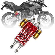 "2pcs 15"" 380 mm moto AMORTISSEURS gaz Suspension pour SUZUKI HARLEY MuZ"