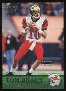 2000 Pacific #403 Tom Brady RC Rookie New England Patriots 378/999