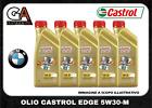 Olio motore Castrol Edge 5W30 M Longlife 04 BMW Mercedes ACEA C3 5 litri