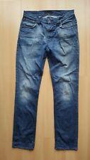 NUDIE Jeans Thin Finn Denim Pants Organic Cotton Jeans Size W34/L34
