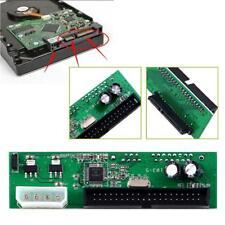 SATA TO PATA IDE Converter Adapter Plug&Play 7+15 Pin 3.5/2.5 SATA HDD DVD GT